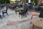 Мебели маси и столове ратан за заведение